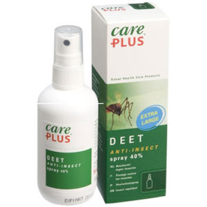 Care Plus Anti-Insect DEET Spray