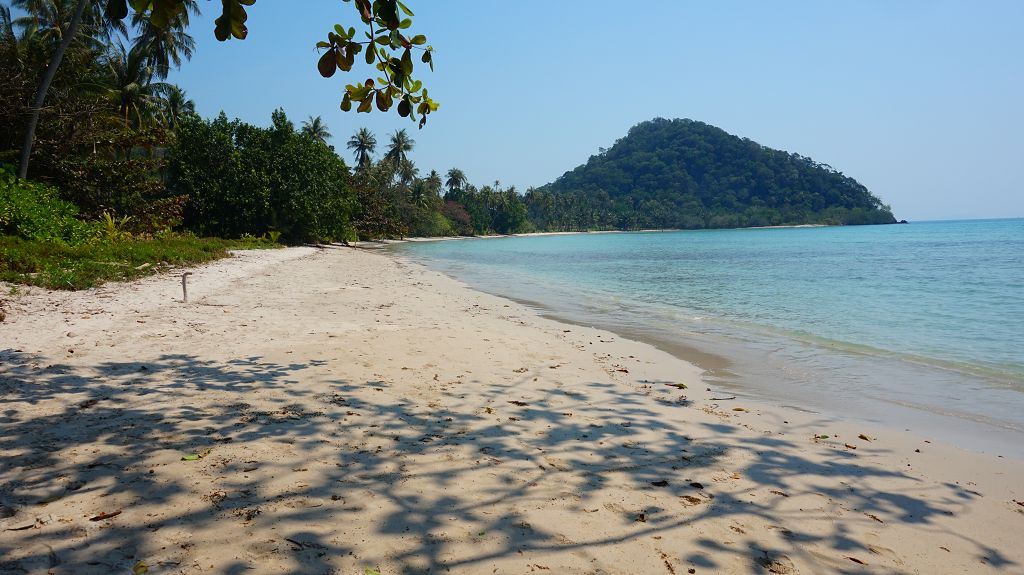 Long Beach auf Koh Chang