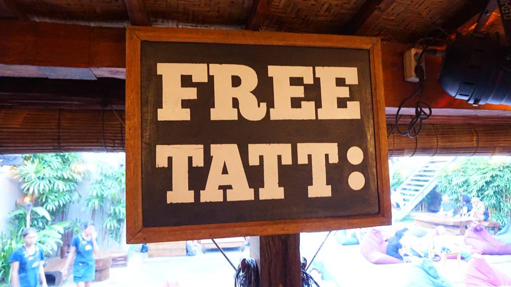 Gratis Tattoo