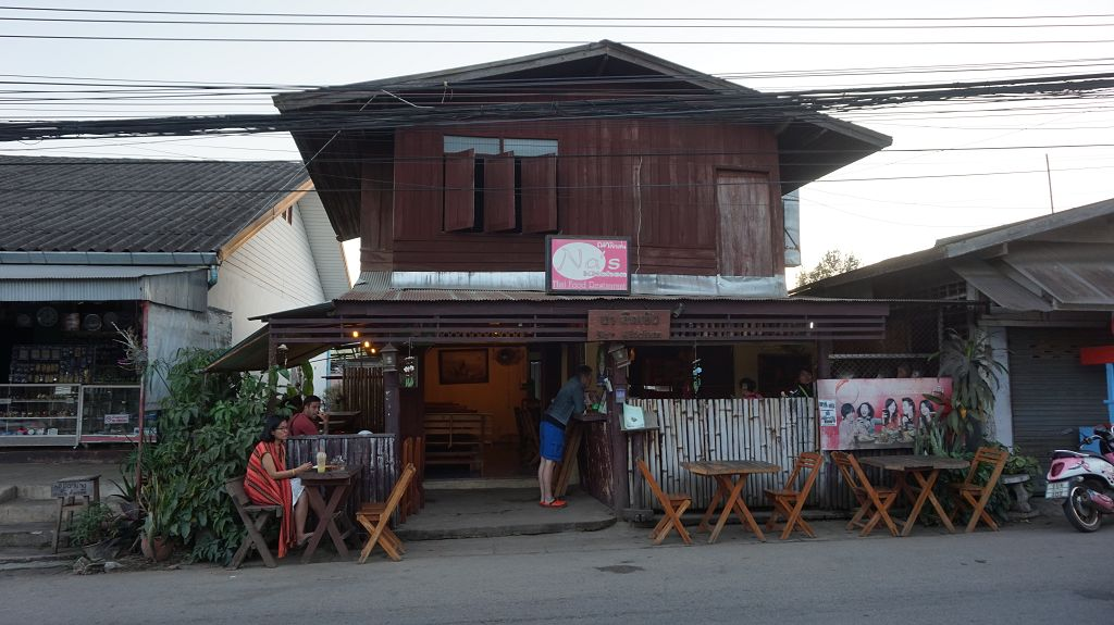 Nas Kitchen in Pai Thailand