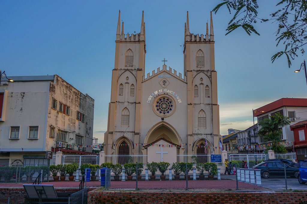 Saint Francis Xavier Church