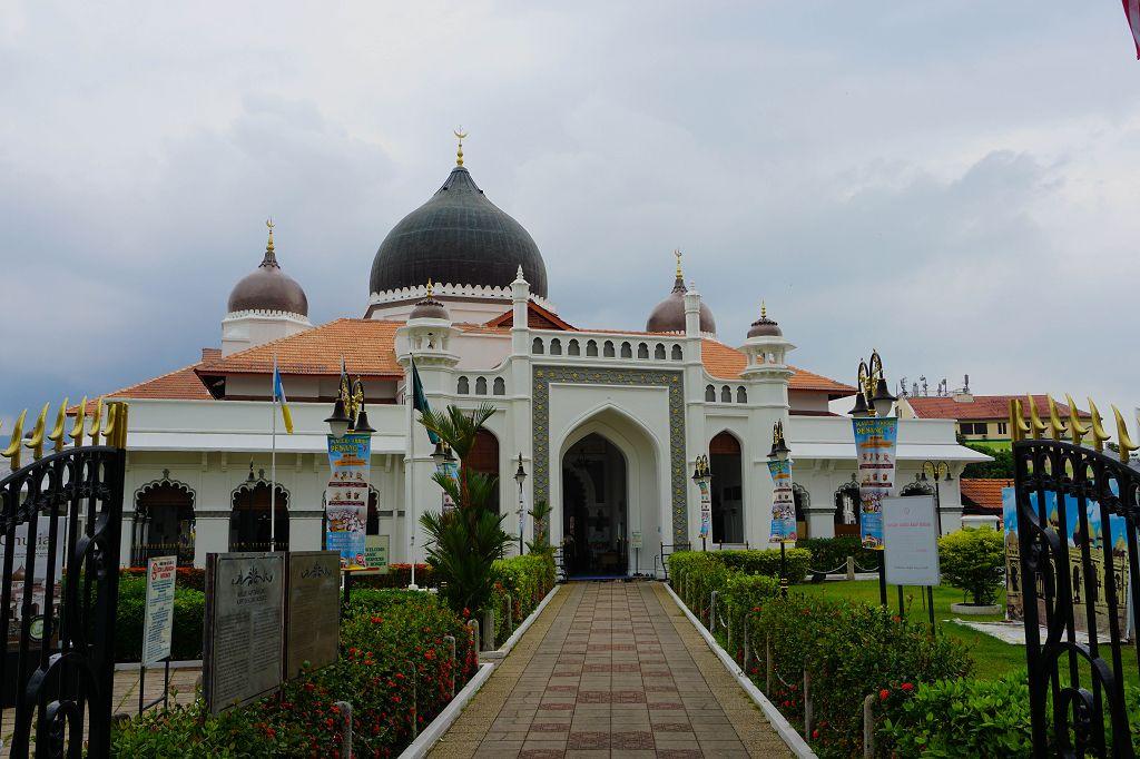 Masijd Kapitan Keling Moschee