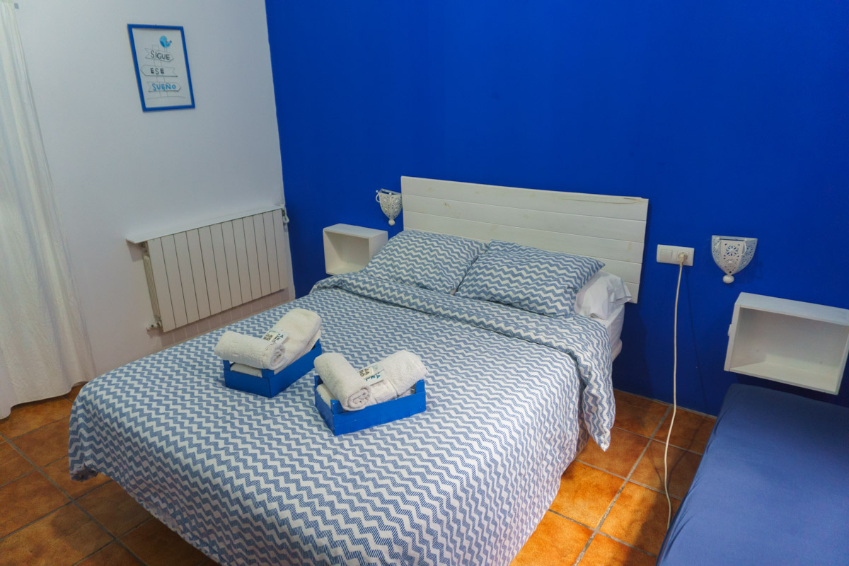 Unser Zimmer im The Dreamers Cordoba
