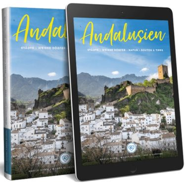 Cover des Andalusien Reiseführers