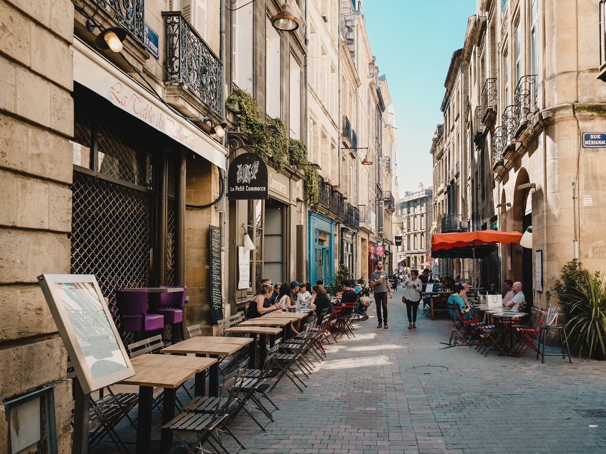 Restaurants in der Bordeaux Altstadt