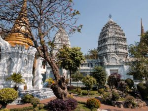 Thailand Backpacking Route: Tempel in Bangkok