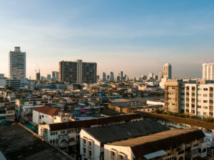 Thailand Backpacking Route: Stopp in Bangkok