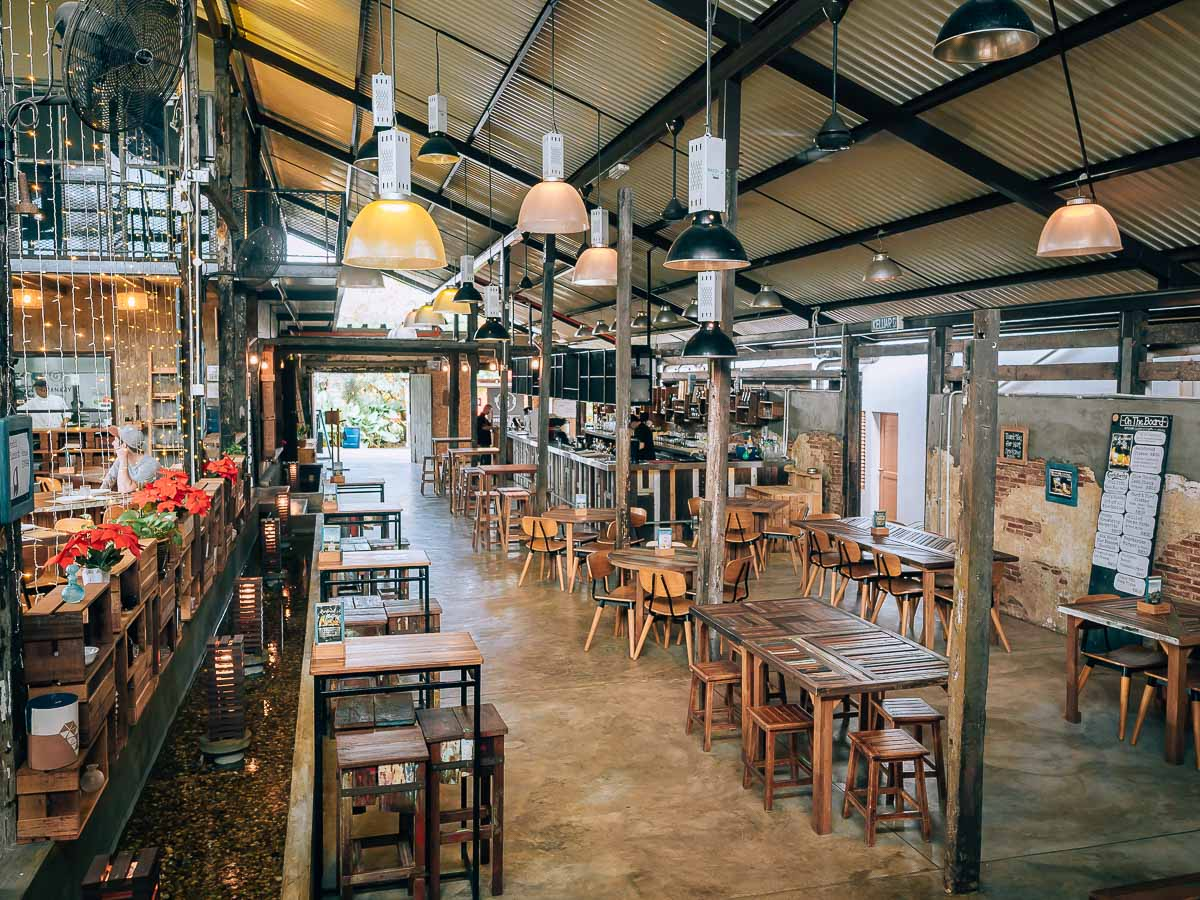 Absolute Empfehlung: The Granary Kitchen & Bar